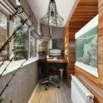 Фото 57 оформление красивого и уютного балкона или лоджии: топ-110 идей