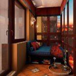 Фото 58 оформление красивого и уютного балкона или лоджии: топ-110 идей