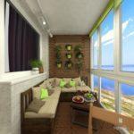 Фото 60 оформление красивого и уютного балкона или лоджии: топ-110 идей