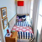 Фото 25 пошаговое обустройство комнаты на балконе или лоджии