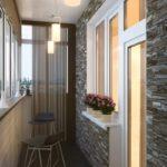 Фото 46 оформление красивого и уютного балкона или лоджии: топ-110 идей