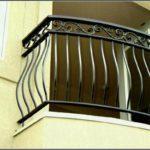 Фото 36 Виды и стили кованых балконов: топ-55 фото оригинальных идей