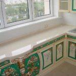 Фото 18 пошаговое обустройство кухни на балконе или лоджии