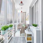 Фото 47 оформление красивого и уютного балкона или лоджии: топ-110 идей