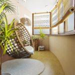 Фото 48 оформление красивого и уютного балкона или лоджии: топ-110 идей