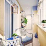 Фото 49 оформление красивого и уютного балкона или лоджии: топ-110 идей