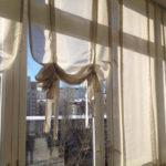 Фото 12 выбор штор для современного оформления балкона или лоджии