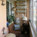 Фото 21 идеи дизайна и топ-45 вариантов оформления маленького балкона или лоджии: фото и видео