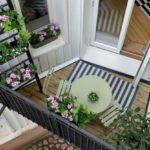 Фото 30 открытый балкон – простые и эффективные советы по обустройству и декоративному оформлению