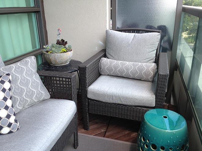 кресло для балкона