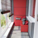Фото 31 виды и особенности мебели для балкона или лоджии