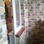 Фото 16 отделка балкона декоративным камнем своими руками