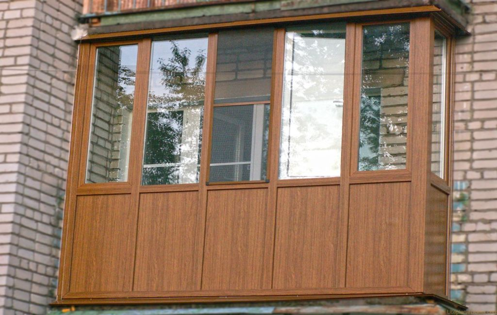 Наружная обшивка балкона своими руками - пошаговая инструкция с фото и описанием