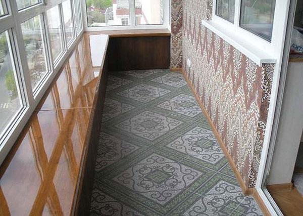 Мастер-класс по выбору и укладке плитки на балкон или лоджию своими руками от профессионалов