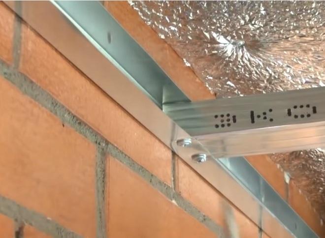 Отделка балкона или лоджии гипсокартоном своими руками - пошаговая инструкция с фото и описанием