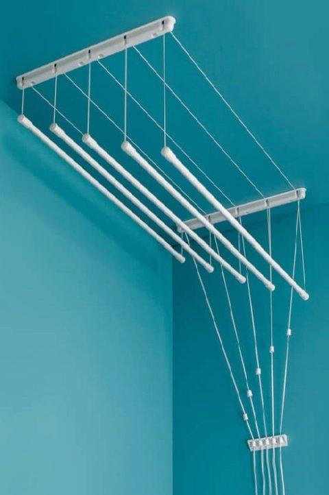 Сушилка «Лиана» на балкон: описание и инструкция по установке
