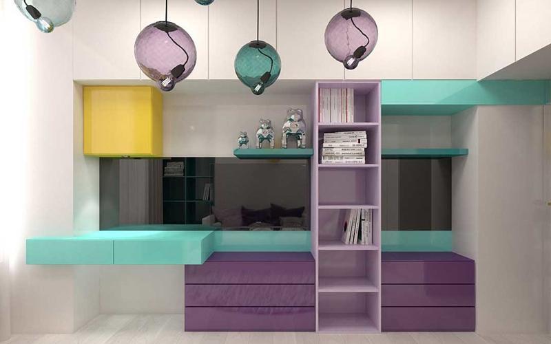 Идеи дизайна детской комнаты 2022 для детей