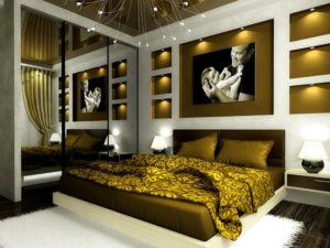Идеи дизайна спальни 2022 года