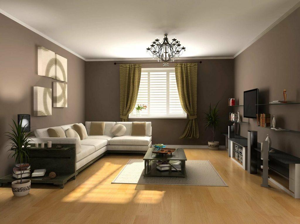Идеи дизайна гостиной в 2022 году
